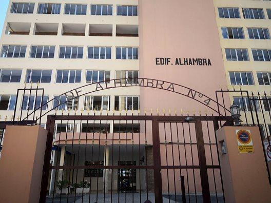 Apartamentos Alhambra
