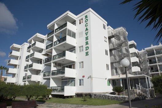 Apartamentos Alsol Roca Verde