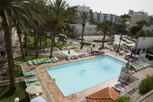 Playa Del Ingles Hotel Walhalla