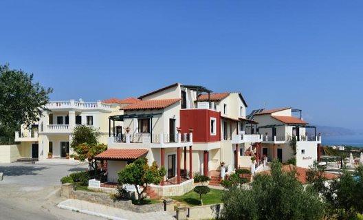 Apartamentos Antilia