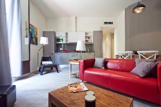 Apartamentos Aspasios 42 Rambla Catalunya Suites