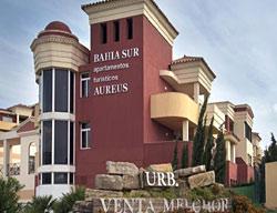 Apartamentos Bahía Sur Aureus