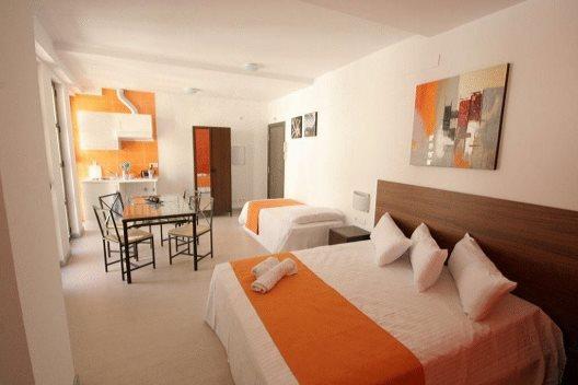 Apartamentos Baluart Cáceres