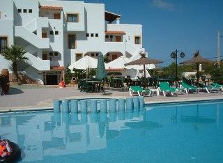 Apartamentos Blancosol