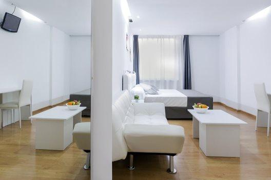 Apartamentos Bluesense Madrid Serrano