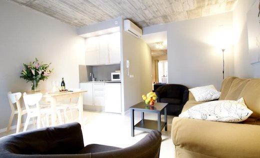 Apartamentos Borne Lofts