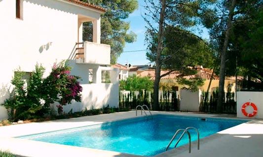 Apartamentos Bungalows El Pinar