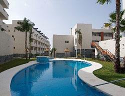 Apartamentos Calalucia