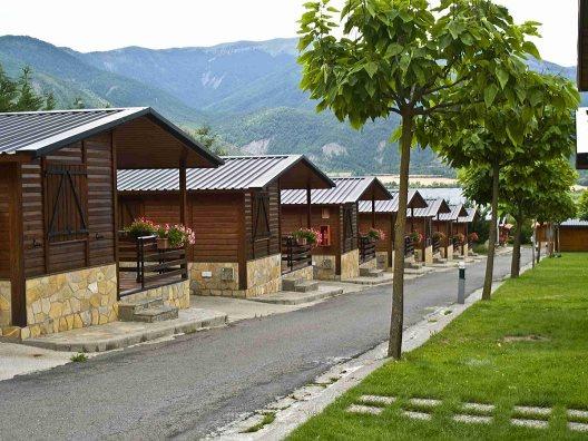 Apartamentos Camping Valle De Tena