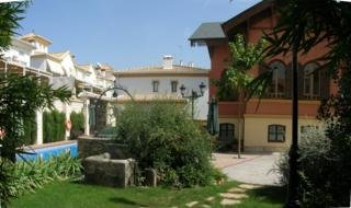 Apartamentos Caseria De Comares