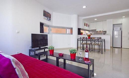 Apartamentos Charmsuites Paralel