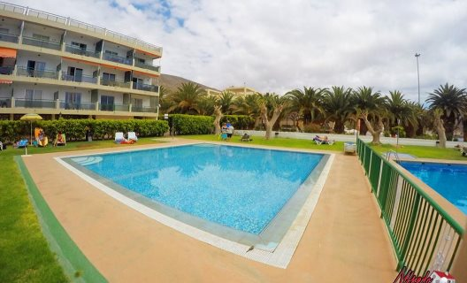 Apartamentos Comodoro