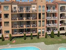 Apartamentos Comte D' Empúries