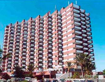 Apartamentos Corona Roja