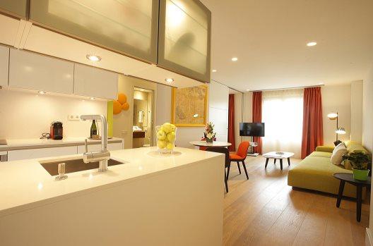 Apartamentos Cosmo Rambla Catalunya