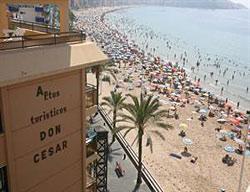 Apartamentos Don Cesar