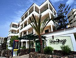 Apartamentos Don Diego
