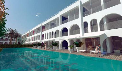Apartamentos Ebano Select