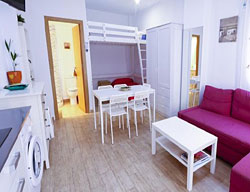 Apartamentos El Puerto