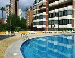 Apartamentos Europa Center