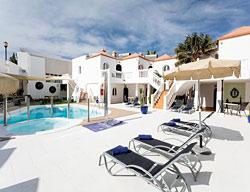 Apartamentos Galera Beach Villas