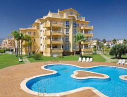 Apartamentos Golf Y Mar