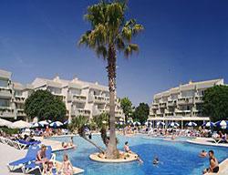 Apartamentos Hipotels Mediterráneo