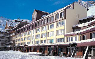 Apartamentos Hoserval