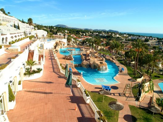 Apartamentos Imperial Park Residencial Resort
