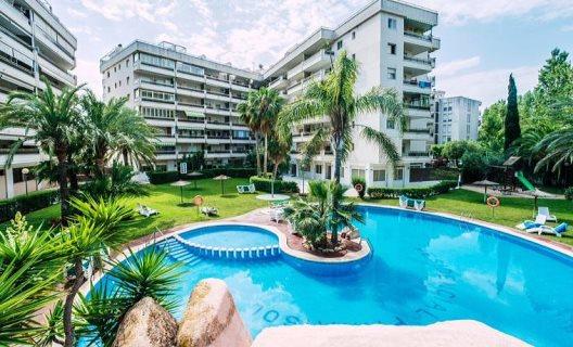 Apartamentos Jardines Paraisol