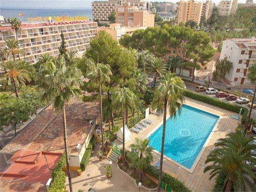 Apartamentos Las Palomas