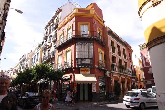 Apartamentos Living Sevilla Garcia De Vinuesa