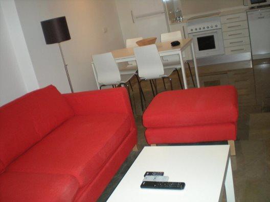 Apartamentos Living Valencia Edificio Vitoria