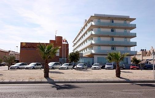 Apartamentos Lodomar Spa