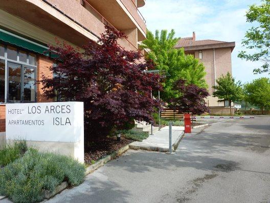 Apartamentos Los Arces De Isla