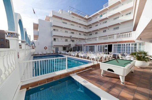 Apartamentos Lux Mar Complex