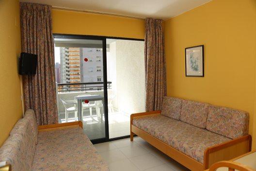Apartamentos Luxmar