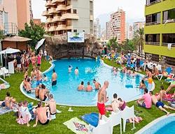 Apartamentos Magic Benidorm Celebrations Pool Party Resort