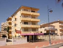 Apartamentos Mar Azahar 3000