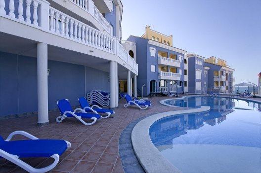 Apartamentos Marcomar