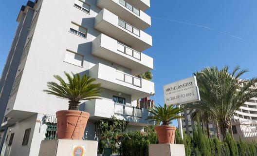Apartamentos Michel Ángelo