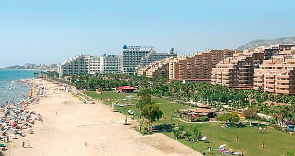 Apartamentos Multiservicios Marina D'or 1a Línea De Playa