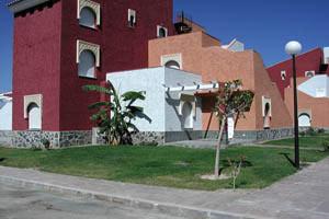 Apartamentos Naturistas La Menara