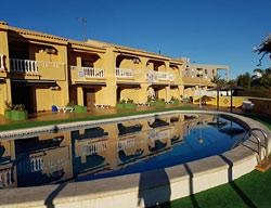 Apartamentos Olympia Garden