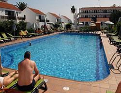 Apartamentos Parquemar