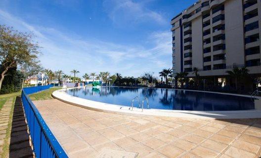 Apartamentos patacona resort alboraya valencia for Piscina patacona