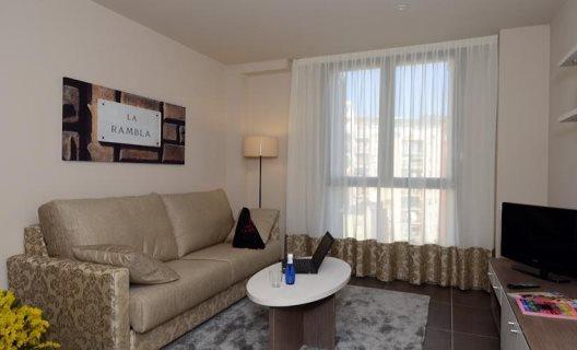 Apartamentos Pierre Vacances Barcelona Sants