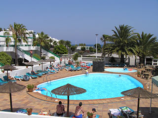 Apartamentos Playa Park
