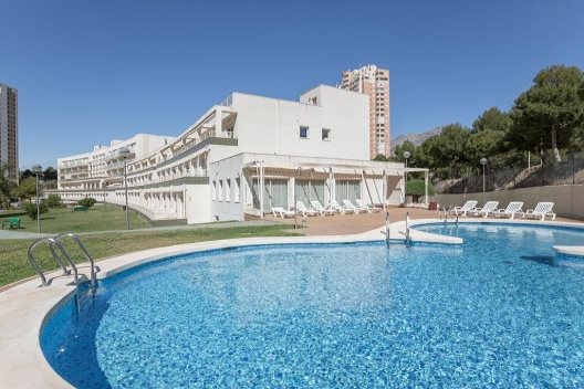Apartamentos pierre vacances benidorm poniente benidorm - Apartamentos en benidorm playa poniente ...