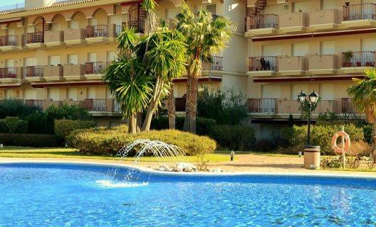Apartamentos Residencial Golden Beach